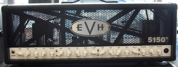 EVH® 5150 III Amp Head 100 Watts All Tube Black