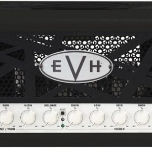 EVH® 5150 III 50 Watt Guitar Amp Head Black