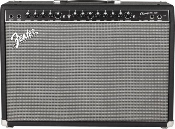 Fender® Champion 100 Guitar Combo Amp 100 Watts