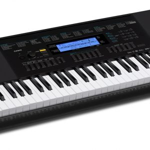 Casio WK245 76-Key Keyboard w/Power Supply