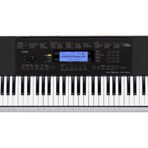 Casio CTK4400 61-Key Keyboard w/Power Supply