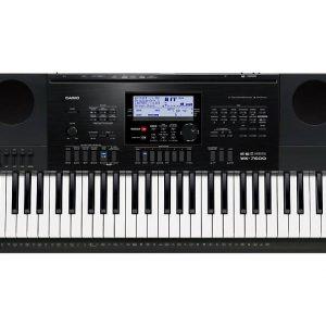 Casio WK-7600 76 Key Workstation Keyboard