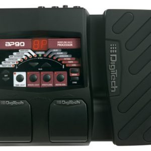 DigiTech BP90 Multi Effects Bass Guitar Processor w/Expression Pedal